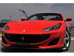 フェラーリ新型ポルトフィーノ自社新車ファクトリーフルオーダー本国モデル