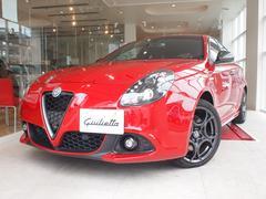 アルファロメオ ジュリエッタヴェローチェ 2DINナビ 18インチAW 全国新車保証