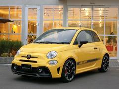 アバルト アバルト595コンペティツィオーネ 登録済み未使用車 全国新車保証