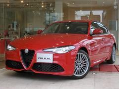アルファロメオ ジュリアヴェローチェ 弊社使用車 全国新車保証