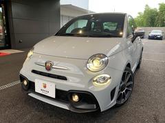 アバルト アバルト595ツーリズモ 弊社試乗車 新車保証継承