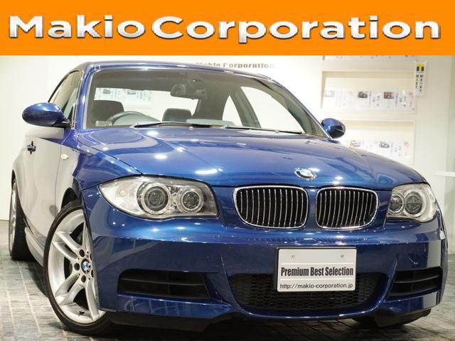 BMW 135iMスポーツブラウンレザーPシート ウッドP