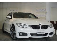 BMW420iグランクーペインスタイル1オナLEDブラウン革ACC