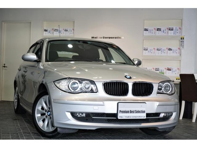 BMW 116i 1オナ社外ナビ地デジBカメラHID純正16AW