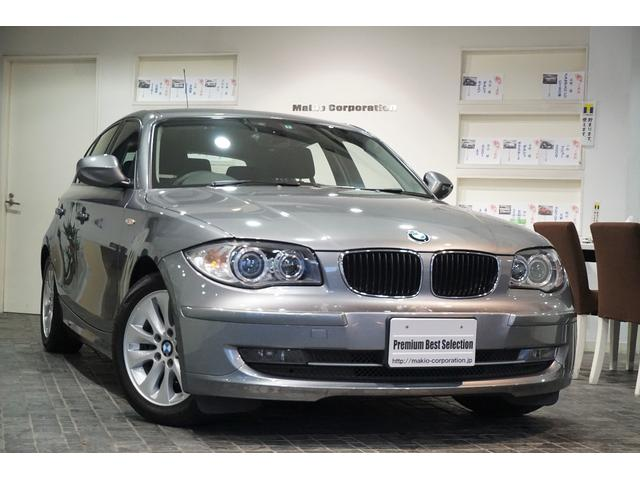 BMW 116i 1オナ2DINカロSDナビ地デジHID記録簿6枚