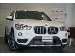 BMW X1xDrive20ixラインコンフォートP1オナACCモカ革S