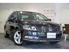 VW パサートTSIハイライン 1オナHID黒革カロSDナビBカメラ地デジ