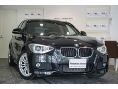 BMW116i Mスポーツ 1オナPサポートPレーンディパーチャー