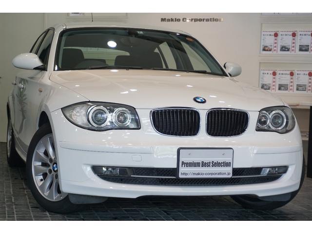 BMW 116i1オナ毎車検ディーラー記録簿HIDキーレス