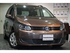 VW ゴルフトゥーランTSIコンフォートラインパノラマルーフ純正ナビ地デジBカメラ
