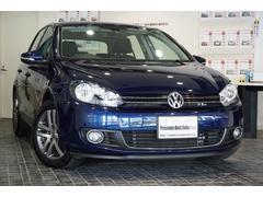 VW ゴルフTSIコンフォートライン1オナ2DINナビ地デジD記録簿4枚