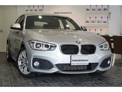 BMW118i Mスポーツ 1オナLEDヘッドPサポートメーカ保証