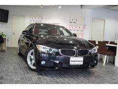 BMW420iグランクーペ Mスポーツ 1オナサンルーフ赤革ACC