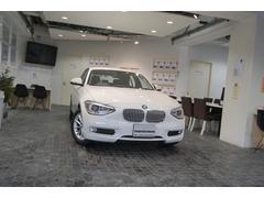 BMW116i スタイル後期ナビ記録簿4枚パ−キングサポ−トP白革