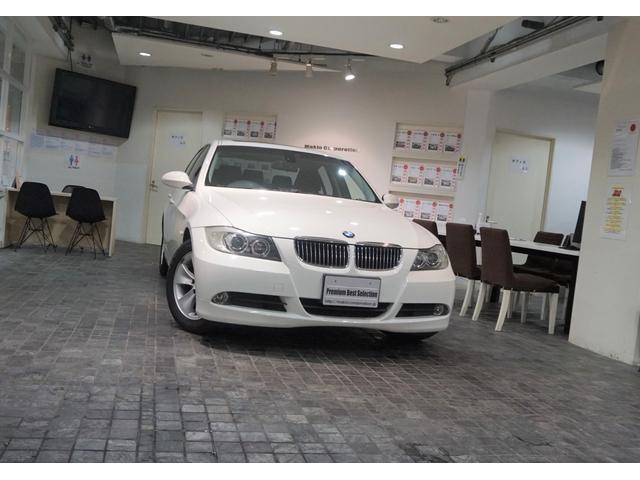 BMW 323i ハイラインパッケージ1オナD記録10枚SR社外ナビ