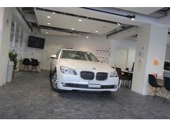 BMW740i OPミネラルホワイトベージュ革SRドラレコ