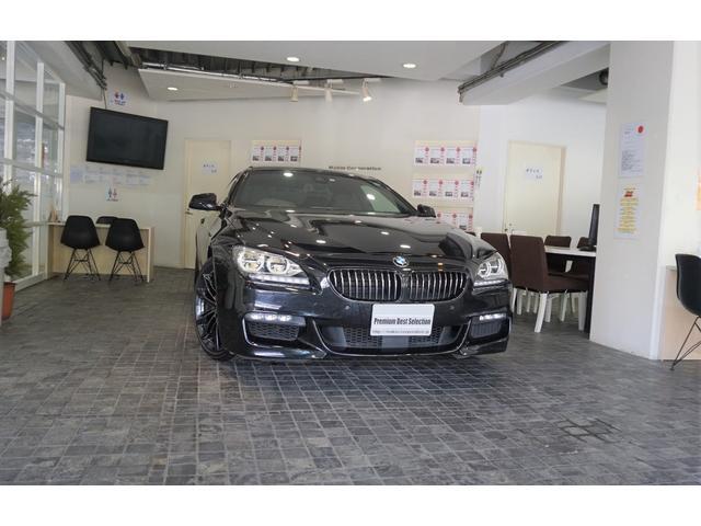 BMW 640iクーペ Mスポーツエディション20AWソフトクロ-ズ