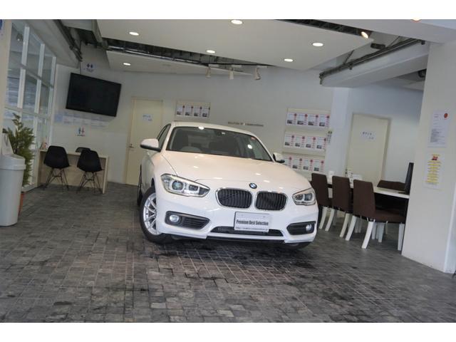 BMW 1シリーズ 118i1オナBカメラ地デジドラレコLEDヘッド禁煙
