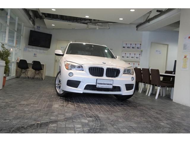 BMW X1 sDrive18iMスポーツPKG1オナD記8枚BカメSR