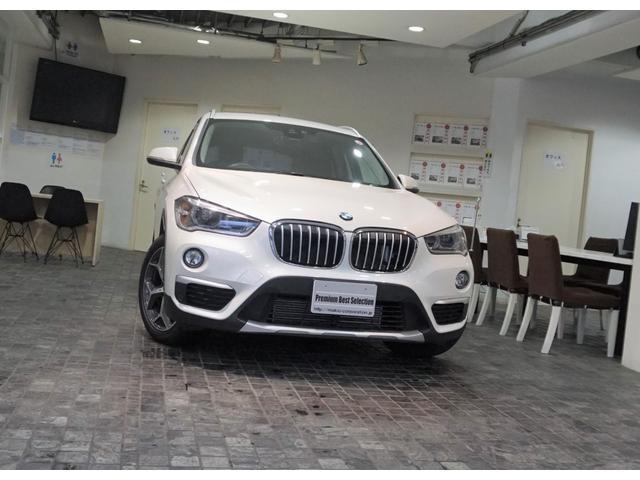 BMW X1 xDrive 18d xライン 1オーナー ACC ヘッドアップディスプレイ 電動テ-ル シ-トヒ-ター