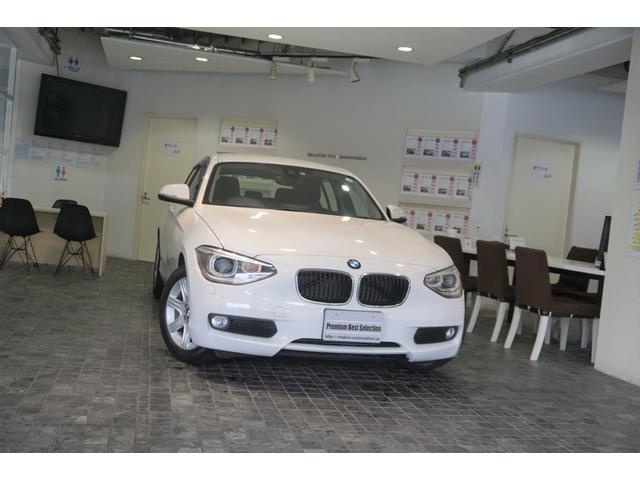 BMW 1シリーズ 116i 1オーナー ディーラー整備記録5枚 ドライビングアシストパッケージ 禁煙
