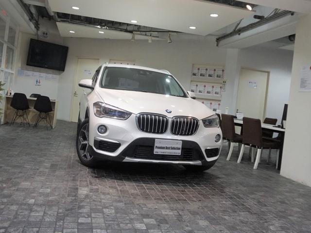BMW X1 xDrive 20i xライン 1オーナー 専用18AW 地デジ LEDヘッド コンフォ-トパッケージ