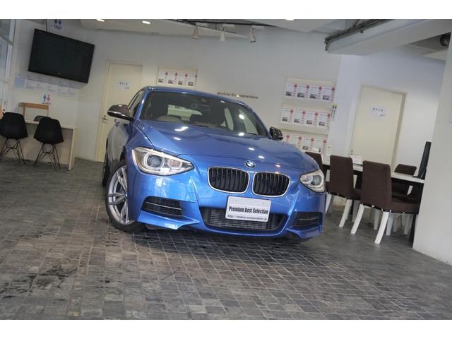 BMW M135i パ-キングサポ-トパッケージ バックカメラ クルーズコントロール REMUSマフラ-
