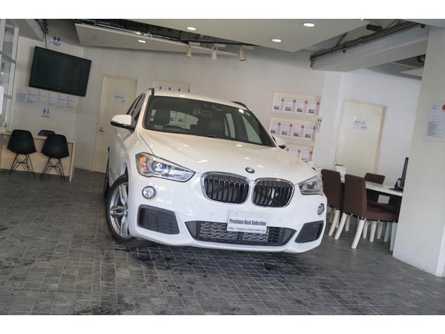 BMW xDrive 18d Mスポーツ 1オーナー ACC ヘッドアップディスプレイ ブラックレザーシート ハイラインパッケージ 禁煙