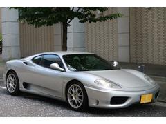 フェラーリ 360モデナF1 クラッチタイベル交換済み 禁煙車 HIDライト