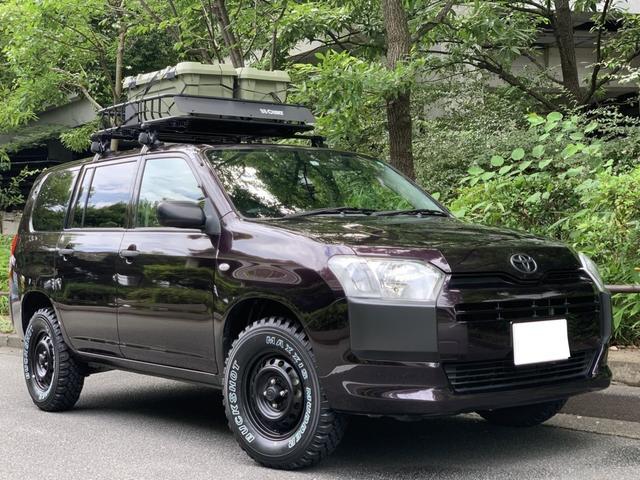 トヨタ プロボックス DXコンフォート 1.3 衝突軽減ブレーキBカメラ ナビ