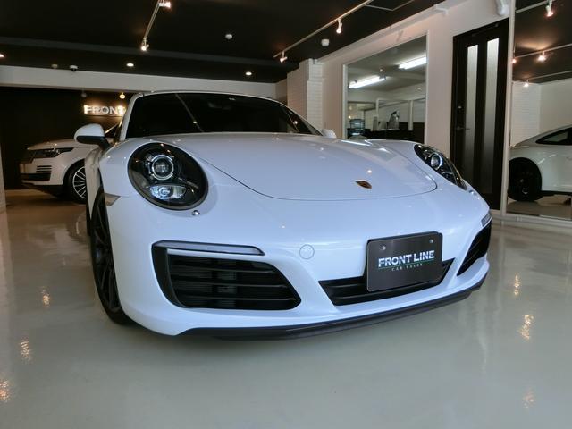 ポルシェ 911 911カレラ4 フロアマット スポーツテールパイプ シートヒーター GTスポーツステアリング 電格ミラー PDLS バックカメラ スポーツテールパイプ