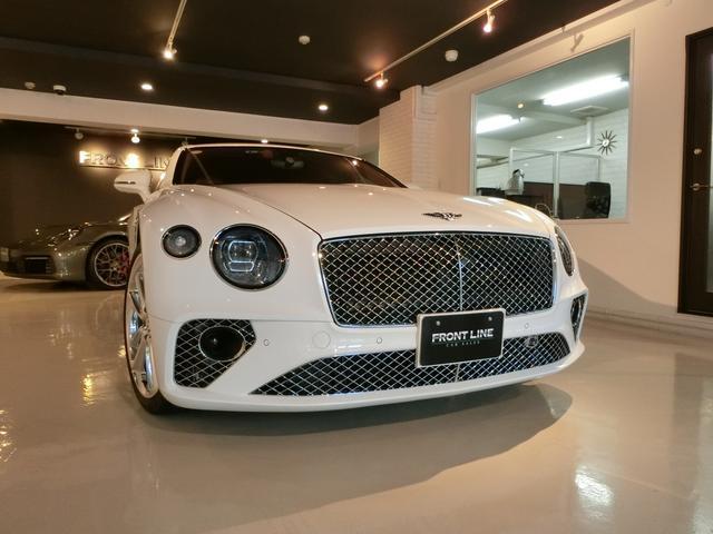 ベントレー GT 6.0 4WD マリナードライビングスペック ツーリングPKG シティーPKG コンフォートシート ムードライティングPKG ダイヤモンドナーリング デュオトーンステアリング