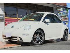 VW ニュービートルベースグレード 黒革シート シートヒーター キセノン