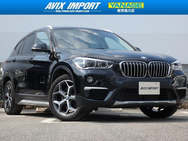 BMW xDrive18dxライン HDDナビBカメラ1オナ新車保証