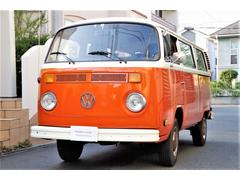 VW タイプIIワーゲンバス 8人乗り