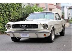 フォード マスタングクーペ