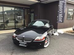 BMW Z43.0i フロアMTモード付6AT電動オープン19AW
