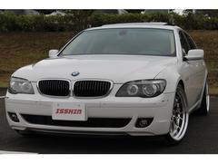 BMW750LiコンフォートシアターPKG