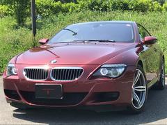 BMW M6後期モデル SMG 地デジ バックカメラ カーボンインテリア