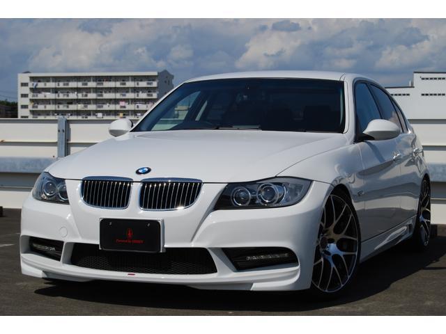 BMW 3シリーズ 323i custom車両 19AW ローダウン 記録簿