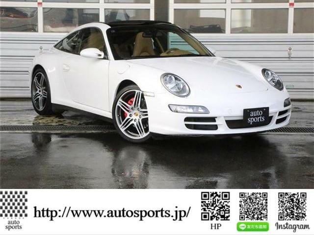 ポルシェ 911 911タルガ4S ティプトロニックS スポーツクロノPKG 4WD パークアシストシステム