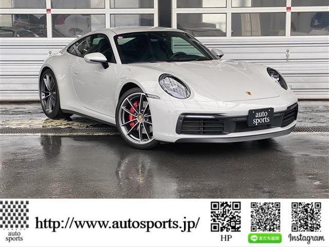 ポルシェ 911 911カレラS PDK スポーツクロノPKG 20y LED