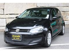 VW ポロTSIコンフォートラインブルーモーションテクノロジーSDナビ