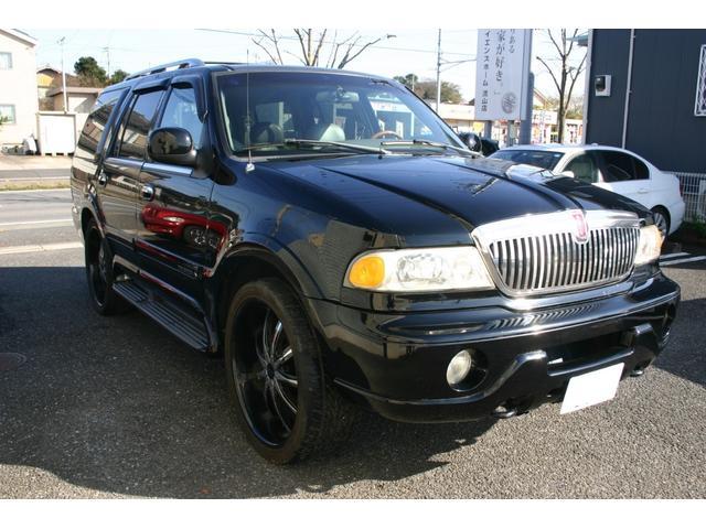 「リンカーン」「リンカーン ナビゲーター」「SUV・クロカン」「千葉県」の中古車