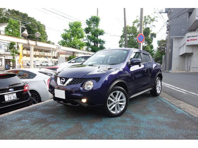 ジューク(日産) 15RX Vセレクション 中古車画像