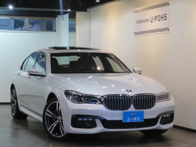 BMW 740eアイパフォーマンス Mスポーツ HUD サンルーフ