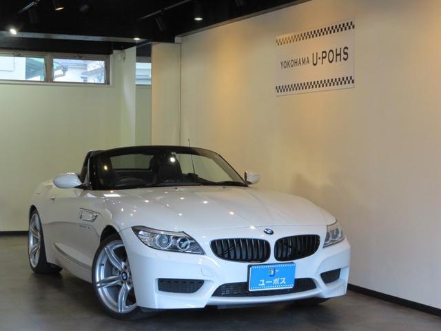BMW Z4 sDrive20i GTスピリット 1オーナー/毎年ディーラー整備/修復歴無/屋内保管/ブラックキドニーグリル/リヤディフューザー/デザインピュアトラクション/バイキセノン/アルミニウムペダル/ツインエキゾースト