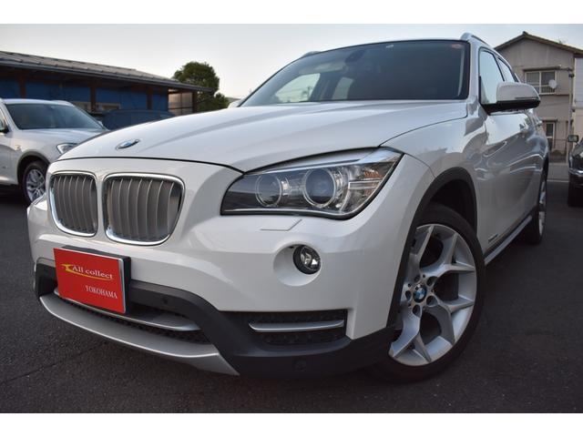 BMW xDrive 20i xライン ハーフレザー 純正HDDナビ
