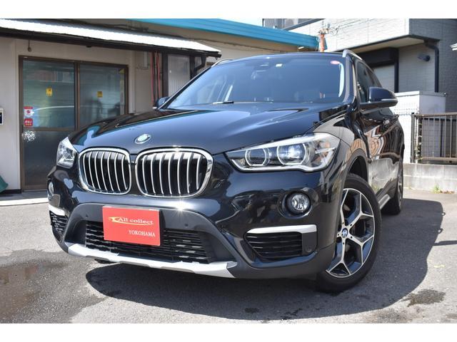 BMW xDrive 20i xライン ハイラインパッケージ ブラックレザーシート シートヒーター 18インチAW パワーバックドア