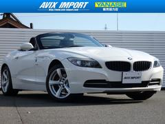 BMW Z4 sDrive23i 電動OP HDDナビTV 17AW 禁煙